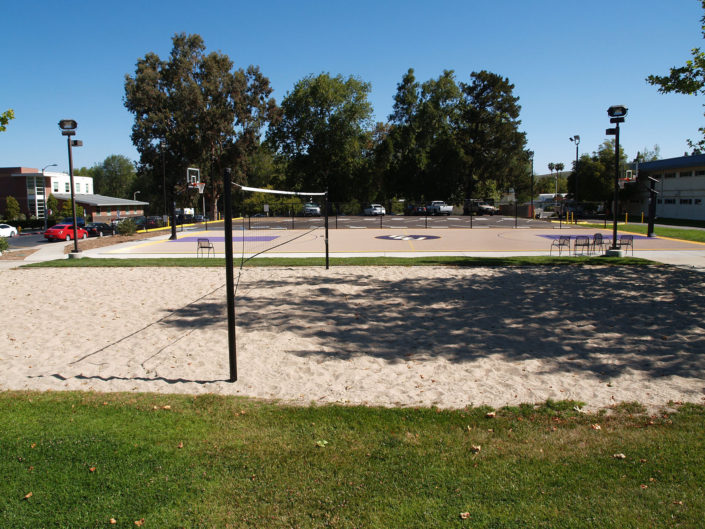 Cal Lutheran University Sand Volleyball Court